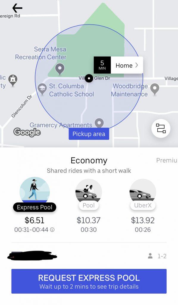วิธีนั่ง Uber ในอเมริกาให้ถูกที่สุด