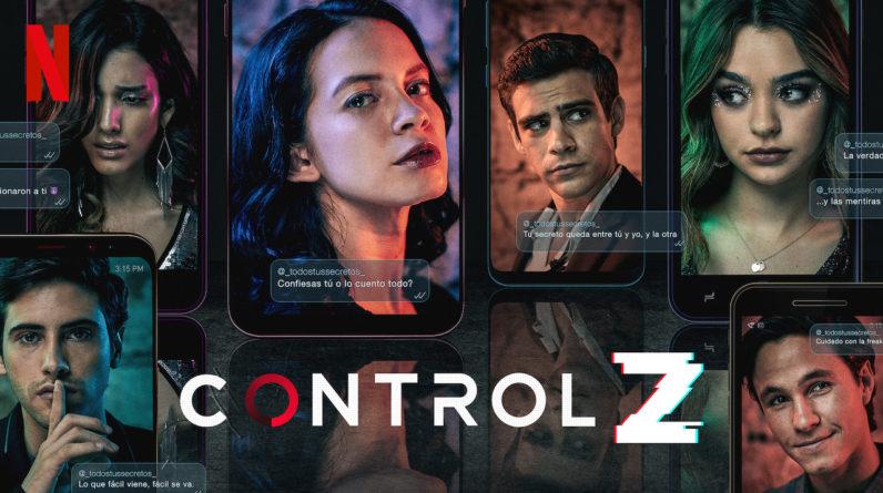 รีวิว Control Z Netflix